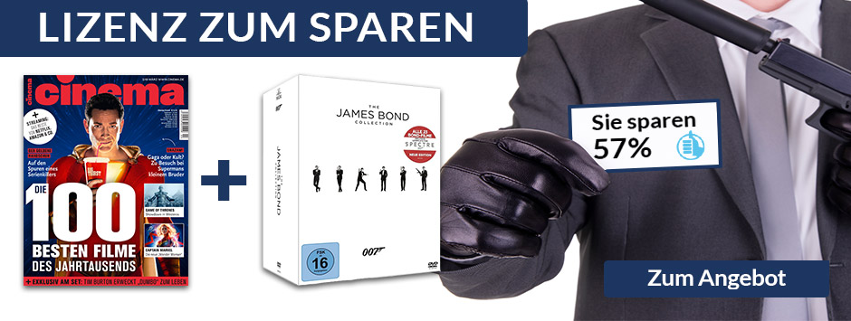 CINEMA - James Bond Collection