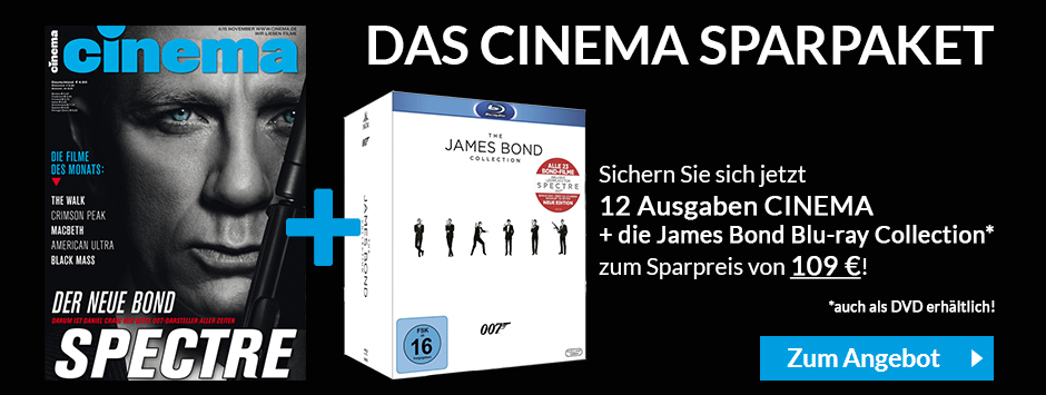 CINEMA Sparpaket James Bond