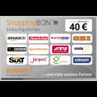 40 € ShoppingBON