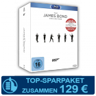 James Bond Blu-ray Collection