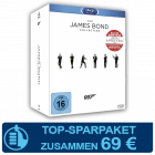 James Bond Blu-ray Collection 2015
