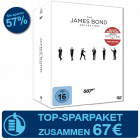 James Bond DVD Collection 2015