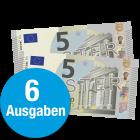 10 € Scheck