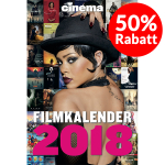 CINEMA Filmkalender 2018