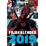 CINEMA Filmkalender 2019