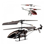 Mini-Alu-Hubschrauber