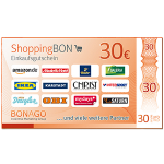 30 EUR ShoppingBon