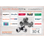 30 EUR Sport & LifestyleBon