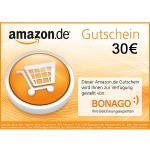 30 EUR Amazon.de Gutschein
