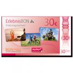 ErlebnisBon 30 EUR