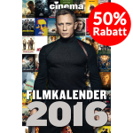 CINEMA Filmkalender 2016
