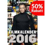 CINEMA Filmkalender 2016