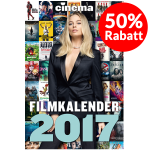 CINEMA Filmkalender 2017