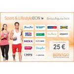 25 EUR Sport & LifestyleBon