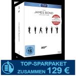 James Bond Blu-ray Collection