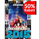 CINEMA Serienkalender 2015