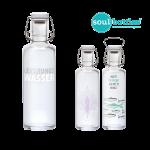 Nachhaltige Glasflaschen  von Soulbottles
