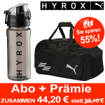 Hyrox Set: Liga Bag+PUMA Bottle