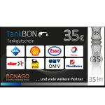 35 Euro TankBON