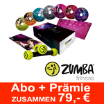 Zumba® Fitness Exhilarate™ DVD-Programm