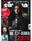 CINEMA - aktuelle Ausgabe 02/2016