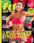FIT FOR FUN - aktuelle Ausgabe 01/2019