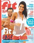 FIT FOR FUN - aktuelle Ausgabe 08/2019