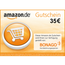 Amazon Gutschein 35 Euro
