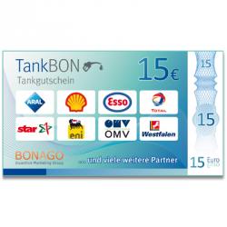 15 EUR TankBON