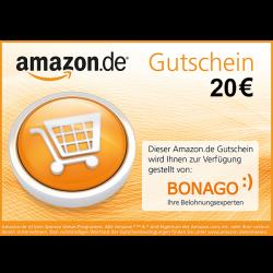20 € Amazon.de-Gutschein