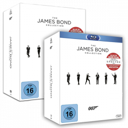 James Bond Collection 2015