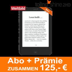 e-Reader tolino shine 2 HD