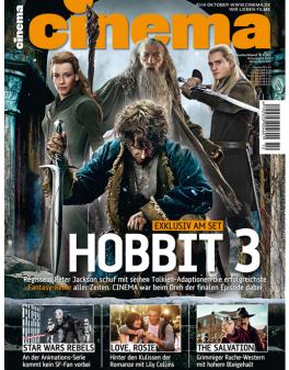 CINEMA - aktuelle Ausgabe 10/2014
