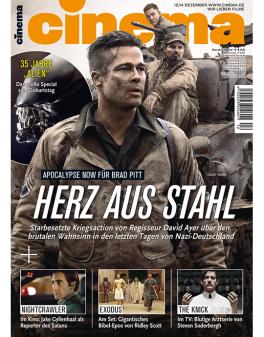 CINEMA - aktuelle Ausgabe 12/2014