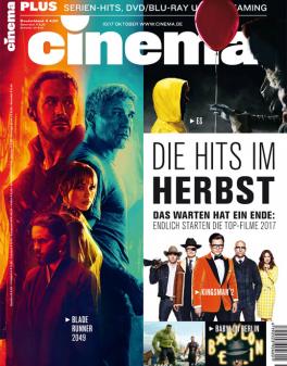 CINEMA - aktuelle Ausgabe 09/2017