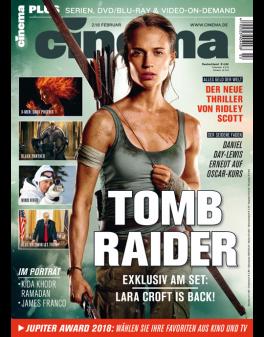 CINEMA - aktuelle Ausgabe 02/2018