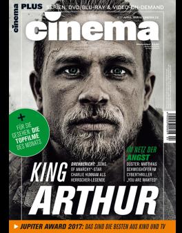 CINEMA - aktuelle Ausgabe 04/2017
