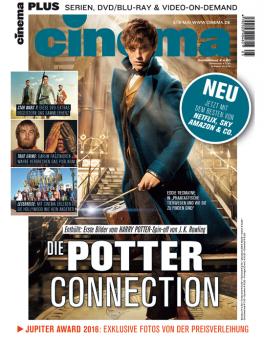 CINEMA - aktuelle Ausgabe 04/2016