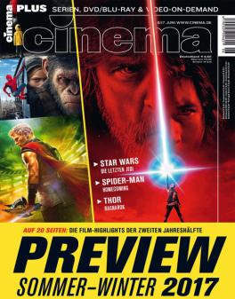 CINEMA - aktuelle Ausgabe 06/2017