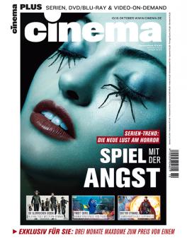 CINEMA - aktuelle Ausgabe 10/2016