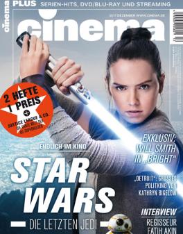 CINEMA - aktuelle Ausgabe 12/2017