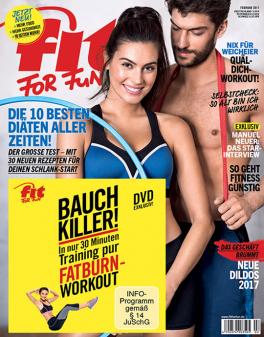 FIT FOR FUN - aktuelle Ausgabe 02/2017