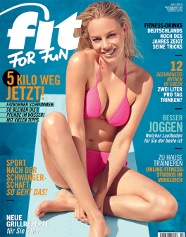 FIT FOR FUN - aktuelle Ausgabe 07/2013