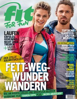 FIT FOR FUN - aktuelle Ausgabe 08/2017