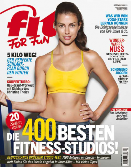 FIT FOR FUN - aktuelle Ausgabe 12/2013