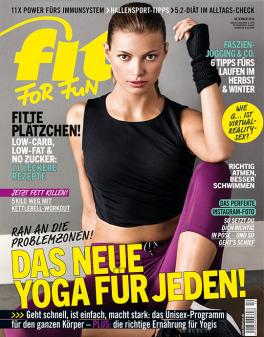 FIT FOR FUN - aktuelle Ausgabe 12/2016