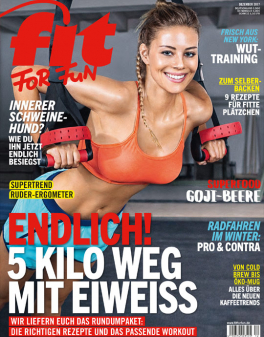 FIT FOR FUN - aktuelle Ausgabe 12/2017