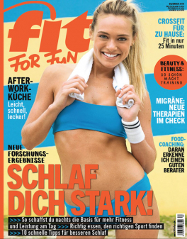 FIT FOR FUN - aktuelle Ausgabe 01/2019