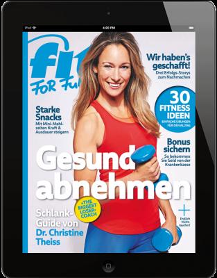 FIT FOR FUN E-Paper - aktuelle Ausgabe 02/2020