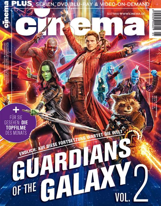 CINEMA - aktuelle Ausgabe 05/2017